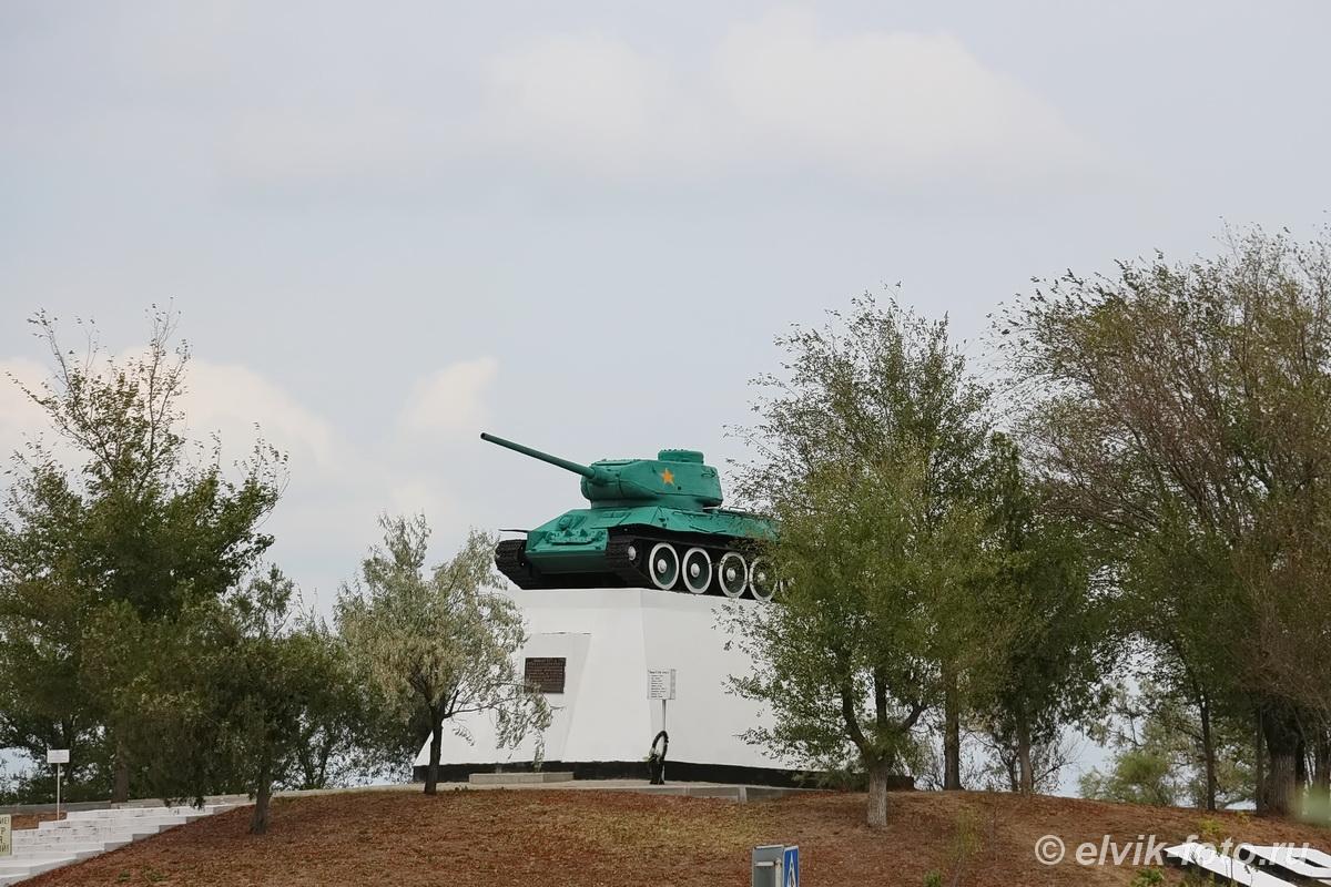 Музей «Военная горка», Темрюк