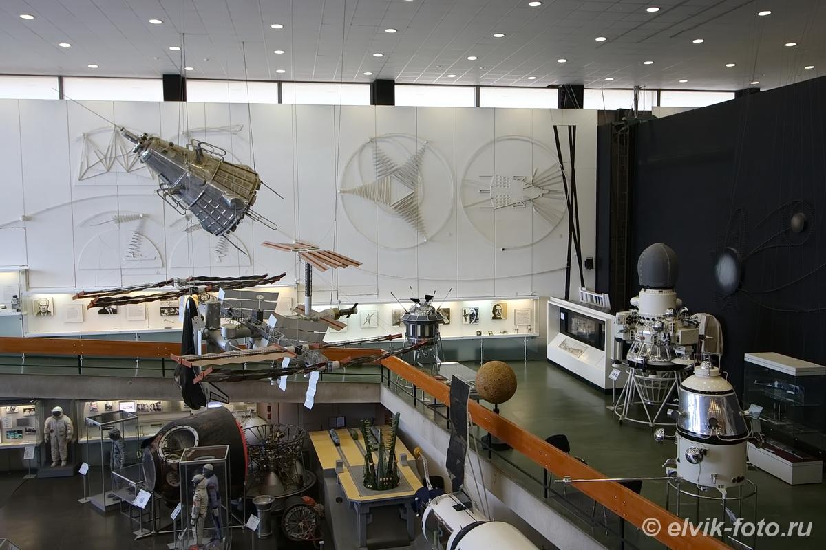 музей космонавтики 21