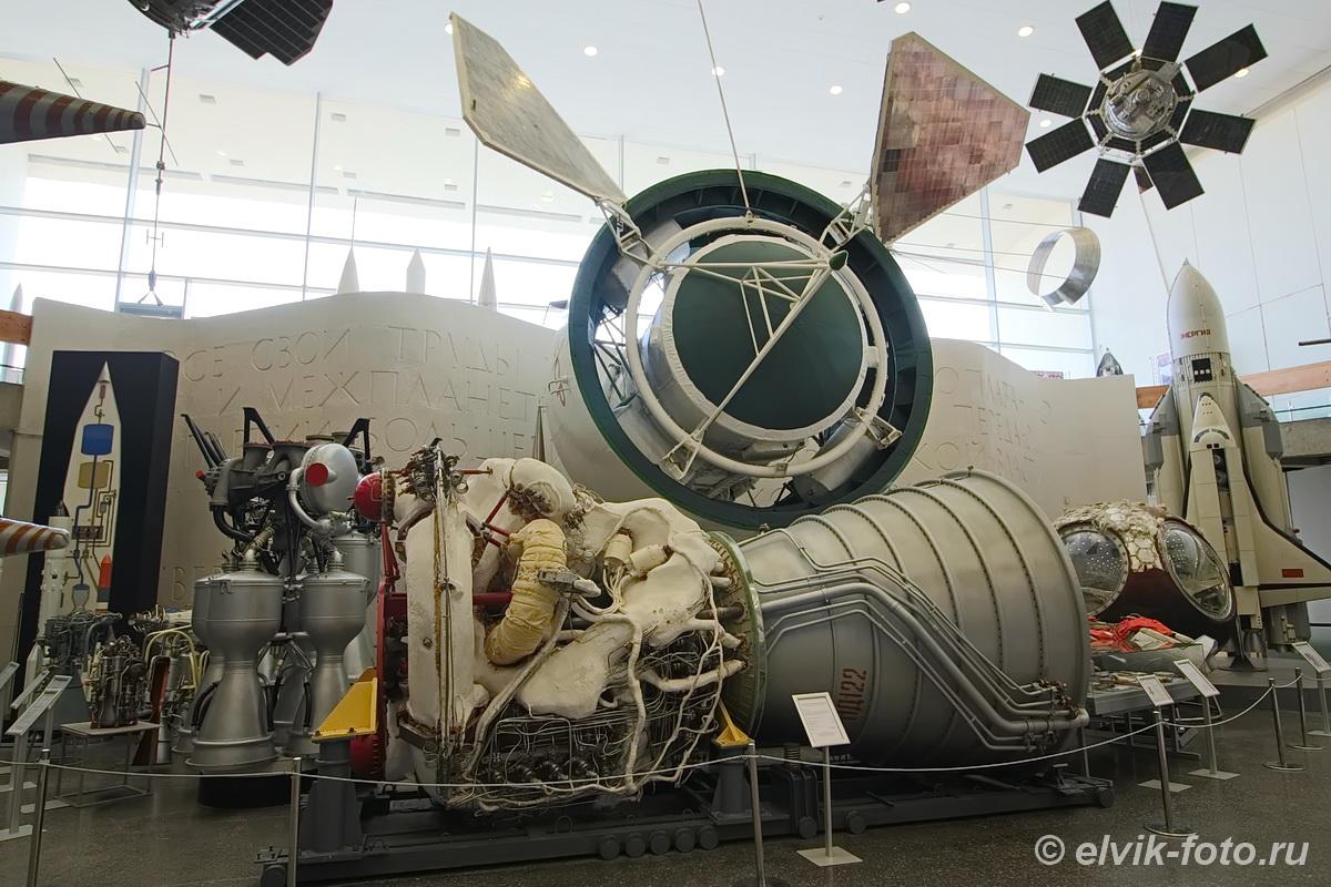 музей космонавтики 37