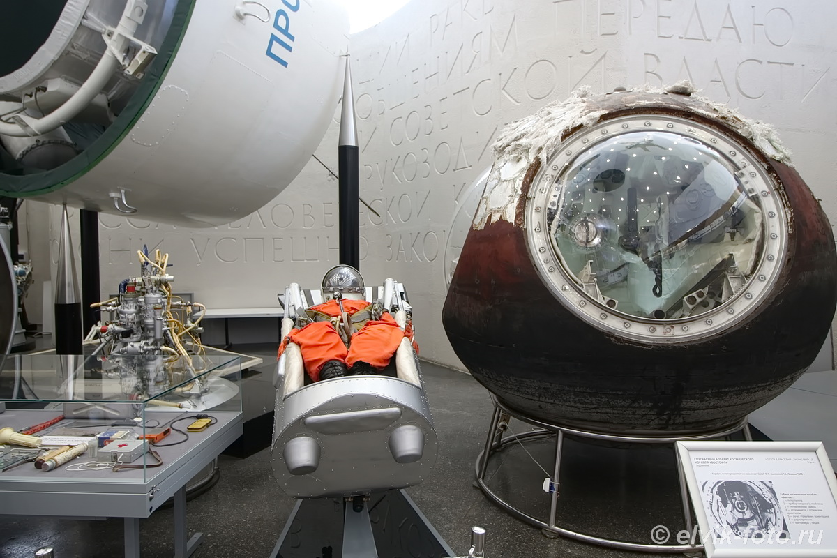 музей космонавтики 39