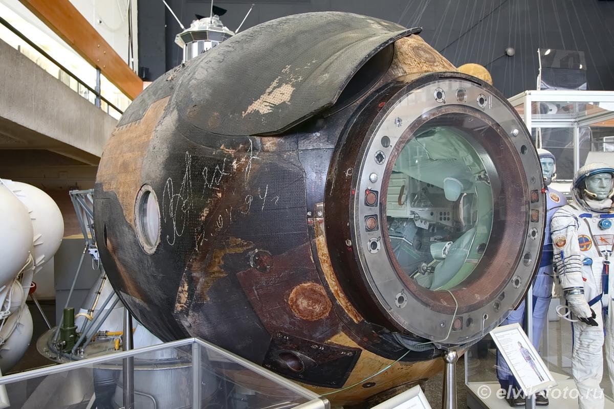 музей космонавтики 42