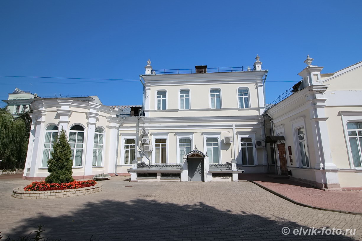 Дом Энгельгардта. Смоленск
