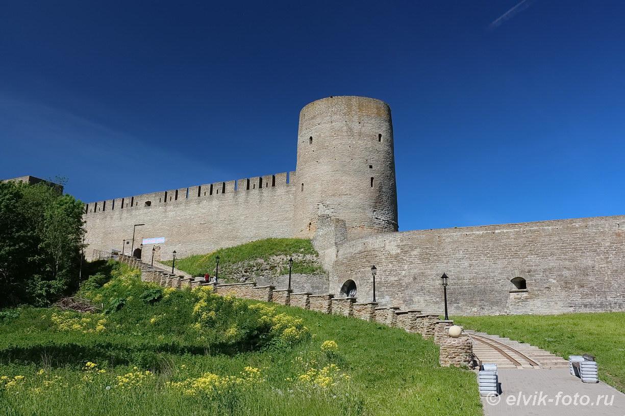 Ивангород замок 1