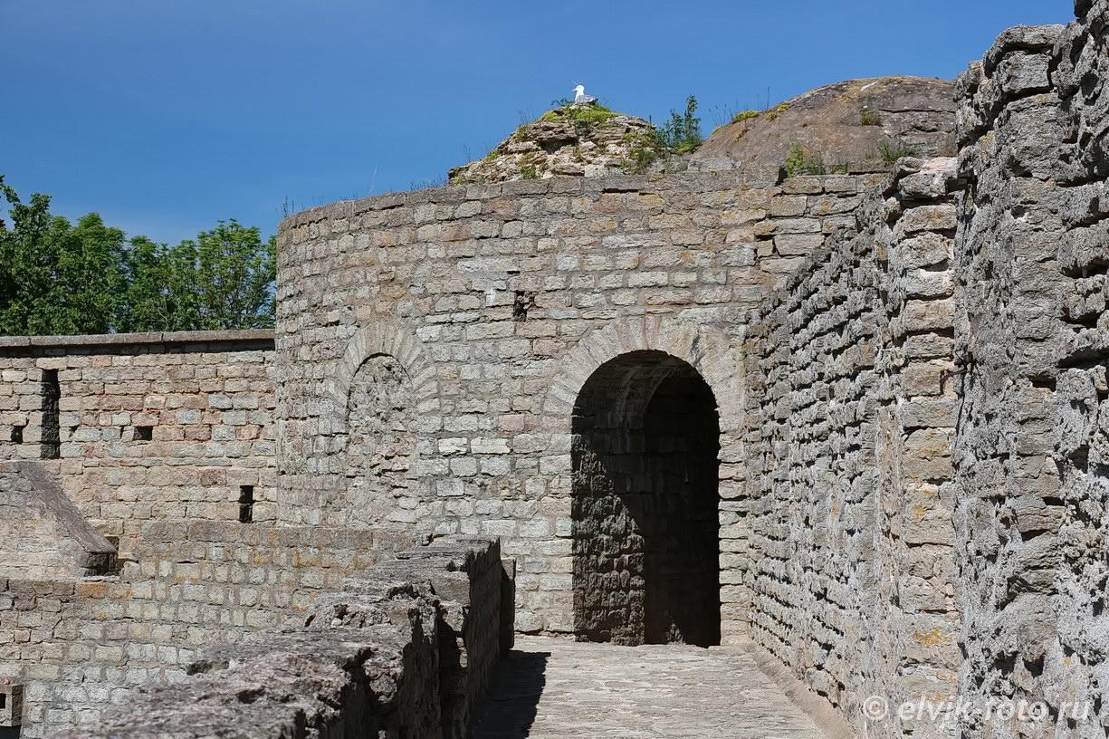Ивангород замок 10