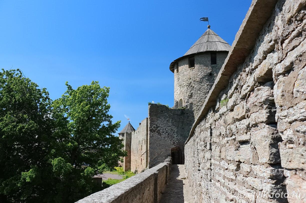 Ивангород замок 12