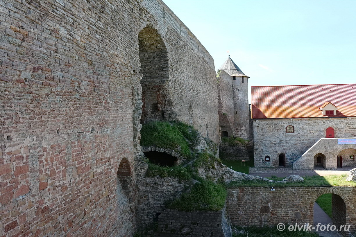 Ивангород замок 14