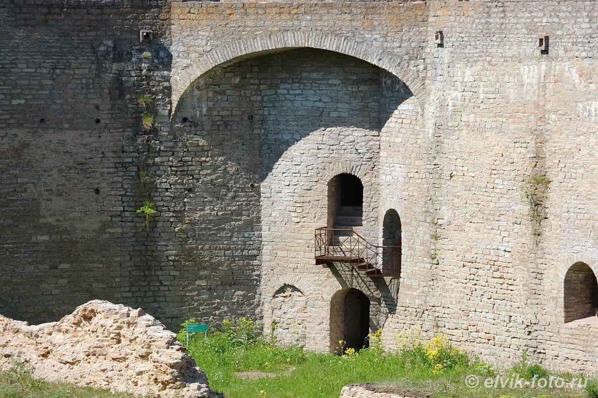 Ивангород замок 15
