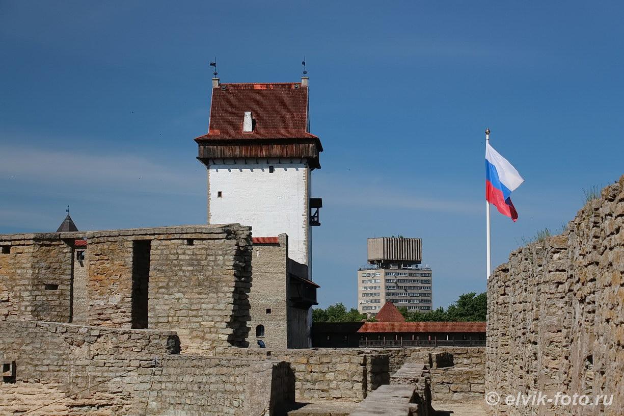 Ивангород замок 16