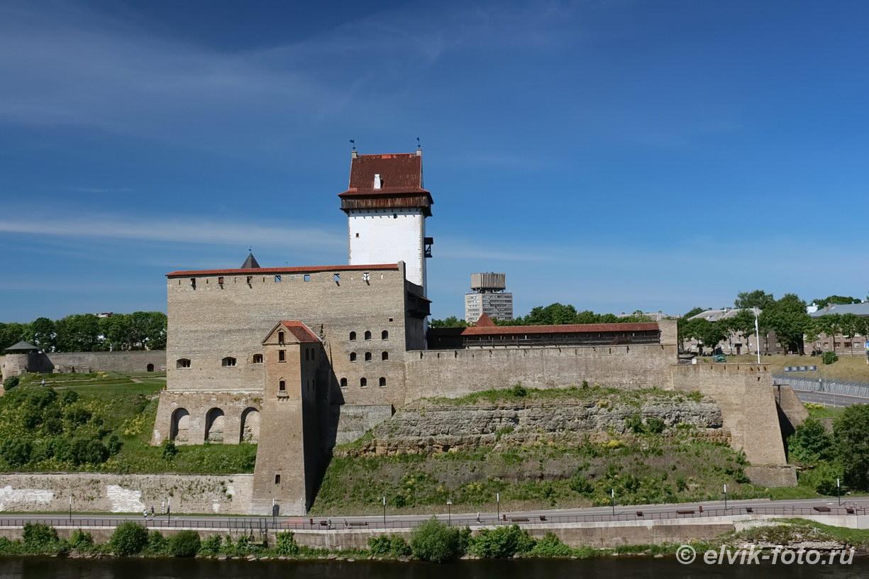 Ивангород замок 17