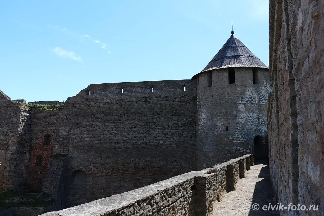Ивангород замок 23