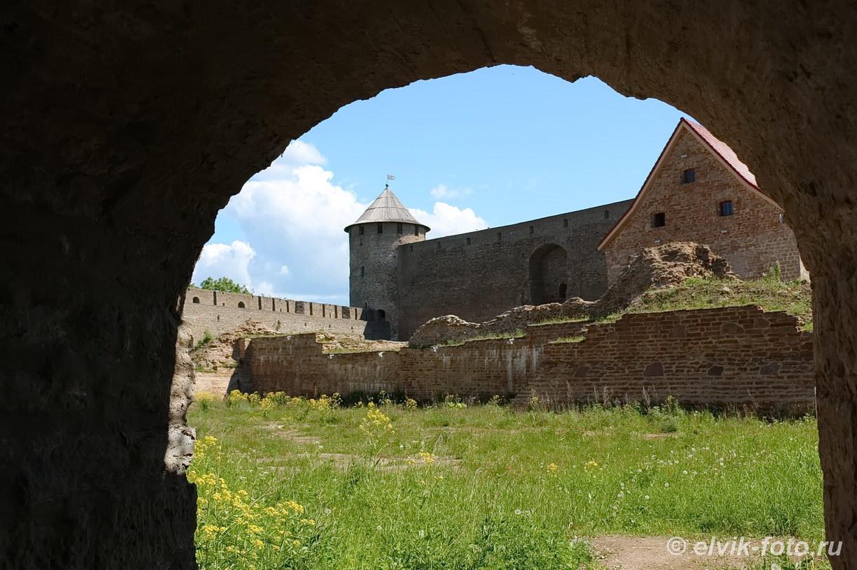 Ивангород замок 28