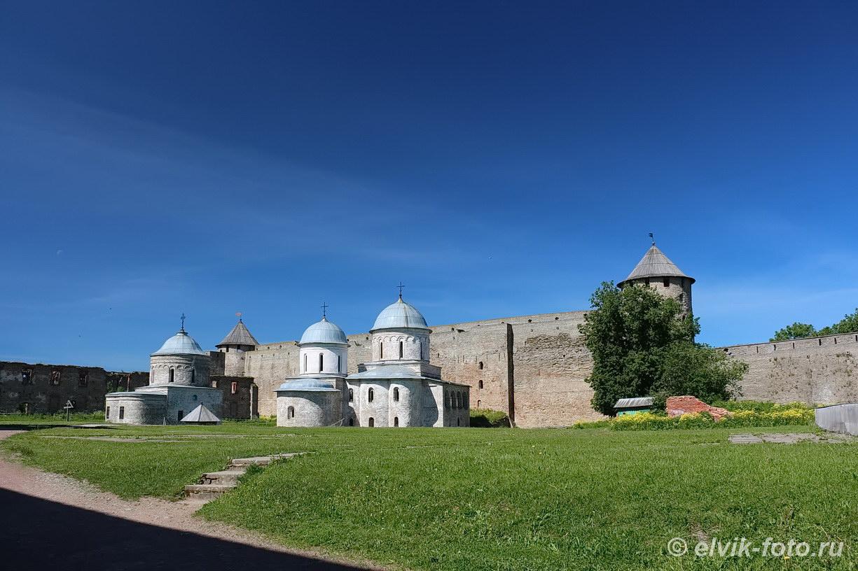 Ивангород замок 3