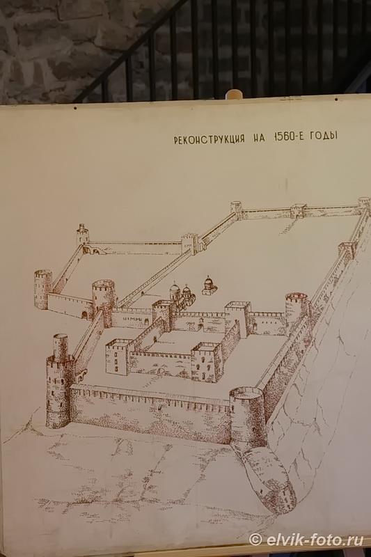 Ивангород замок 33