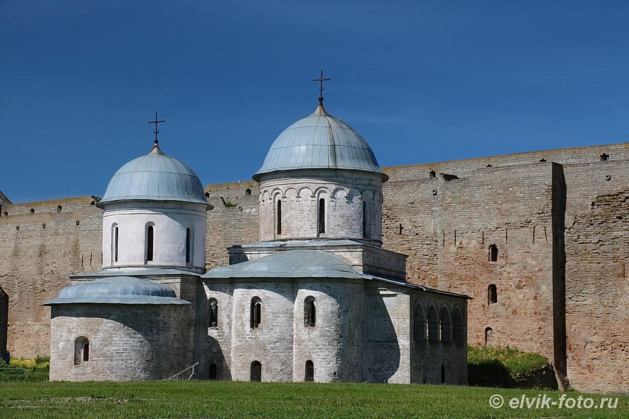 Ивангород замок 4