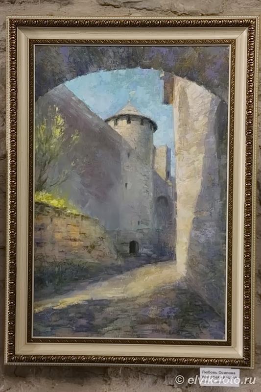 Ивангород замок 42
