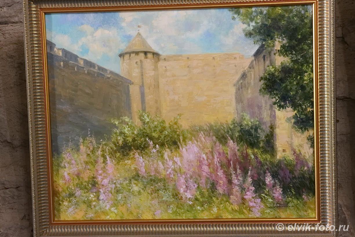 Ивангород замок 44