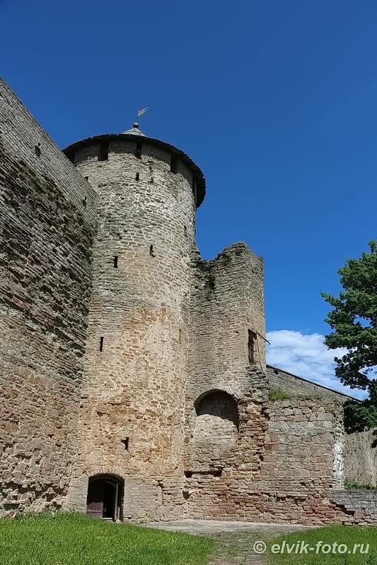 Ивангород замок 45