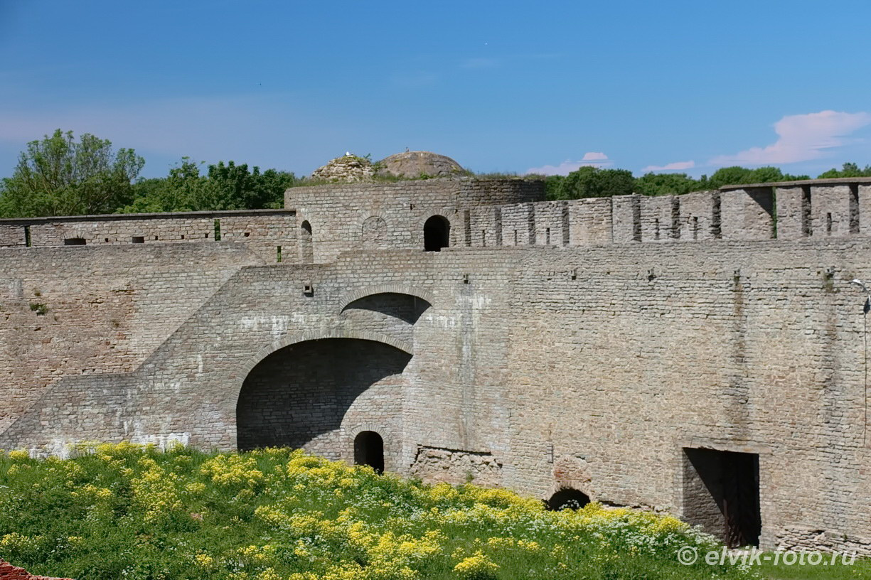 Ивангород замок 46