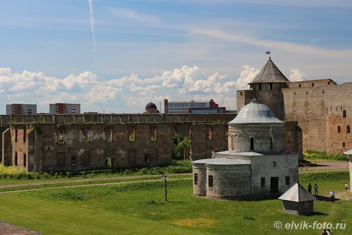 Ивангород замок 47