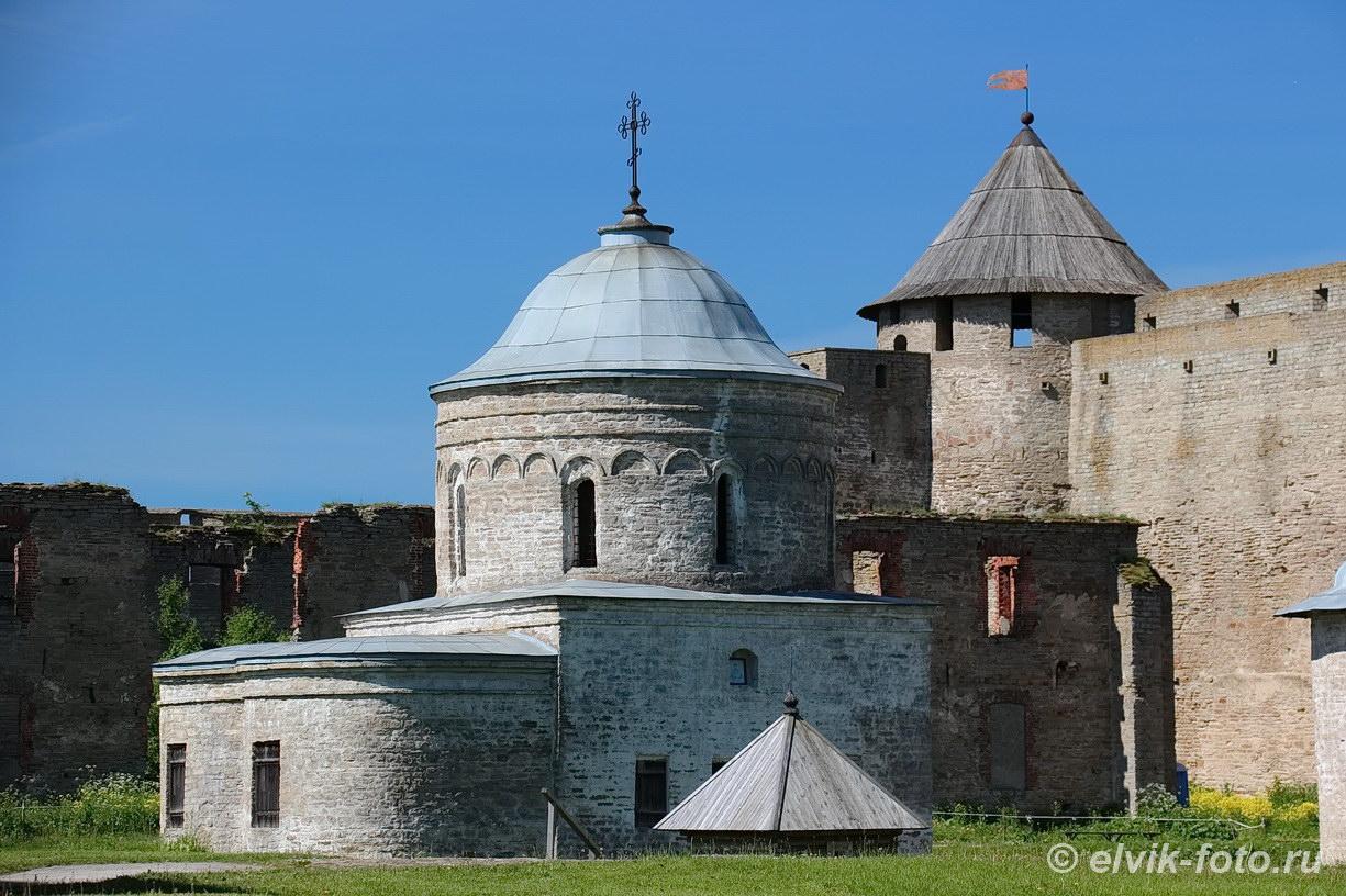 Ивангород замок 5