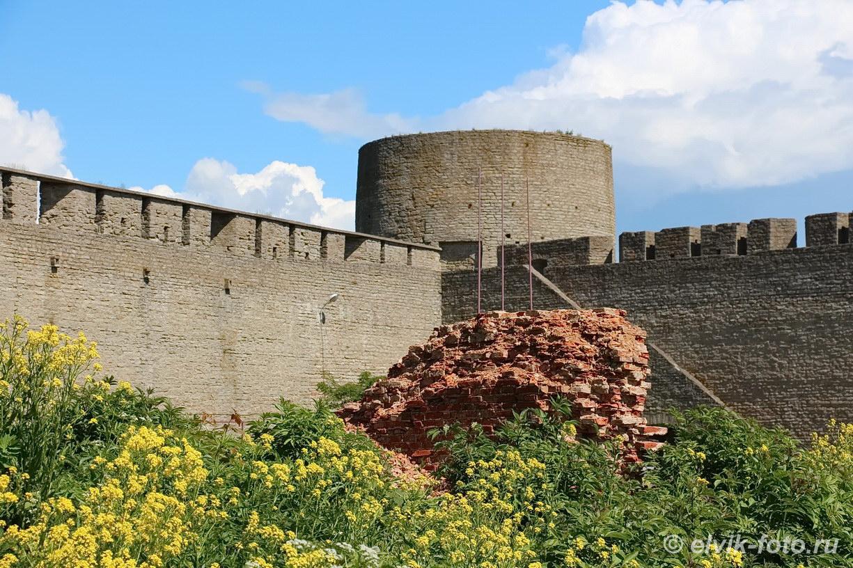 Ивангород замок 57