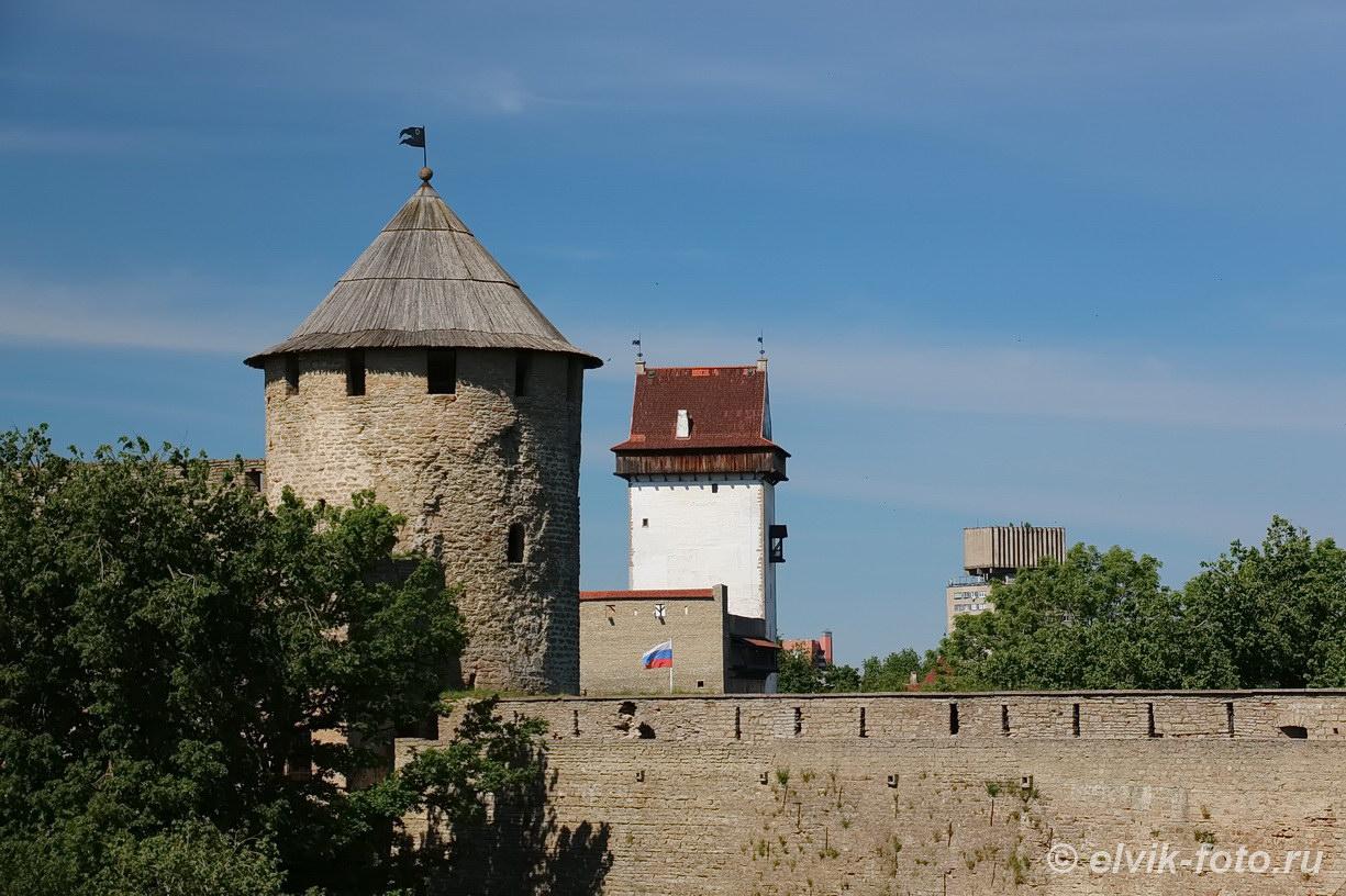 Ивангород замок 6