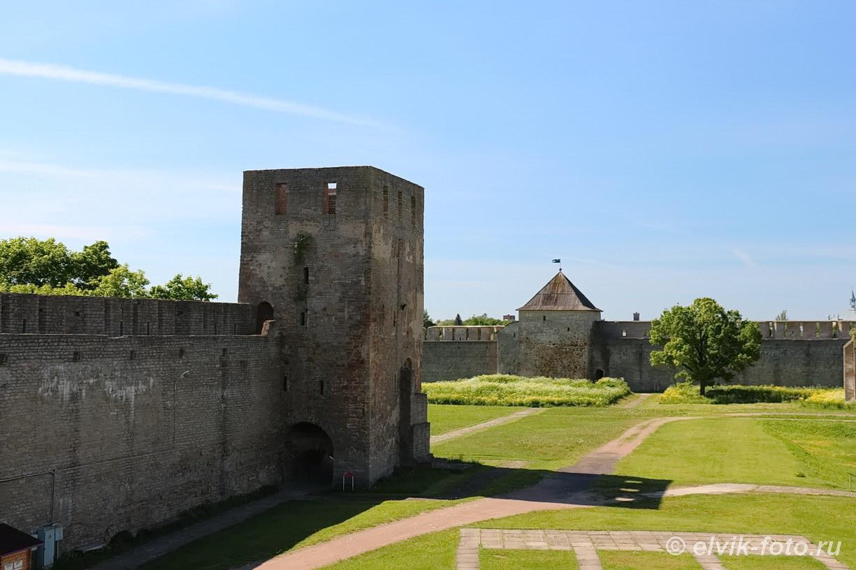 Ивангород замок 7
