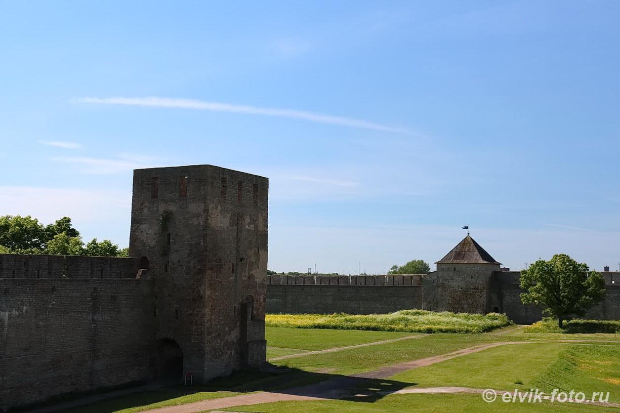 Ивангород замок 8