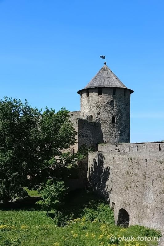 Ивангород замок 9