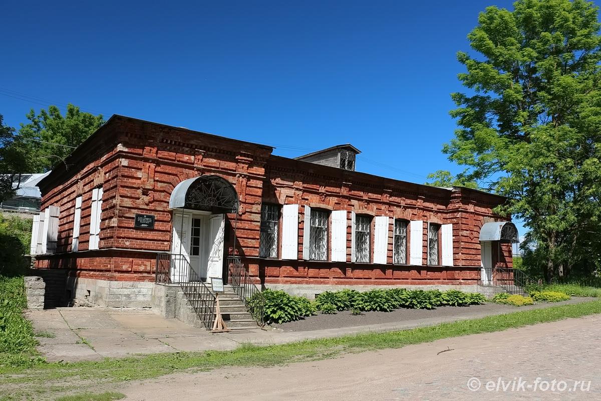 Музей военно-оборонительного зодчества 1