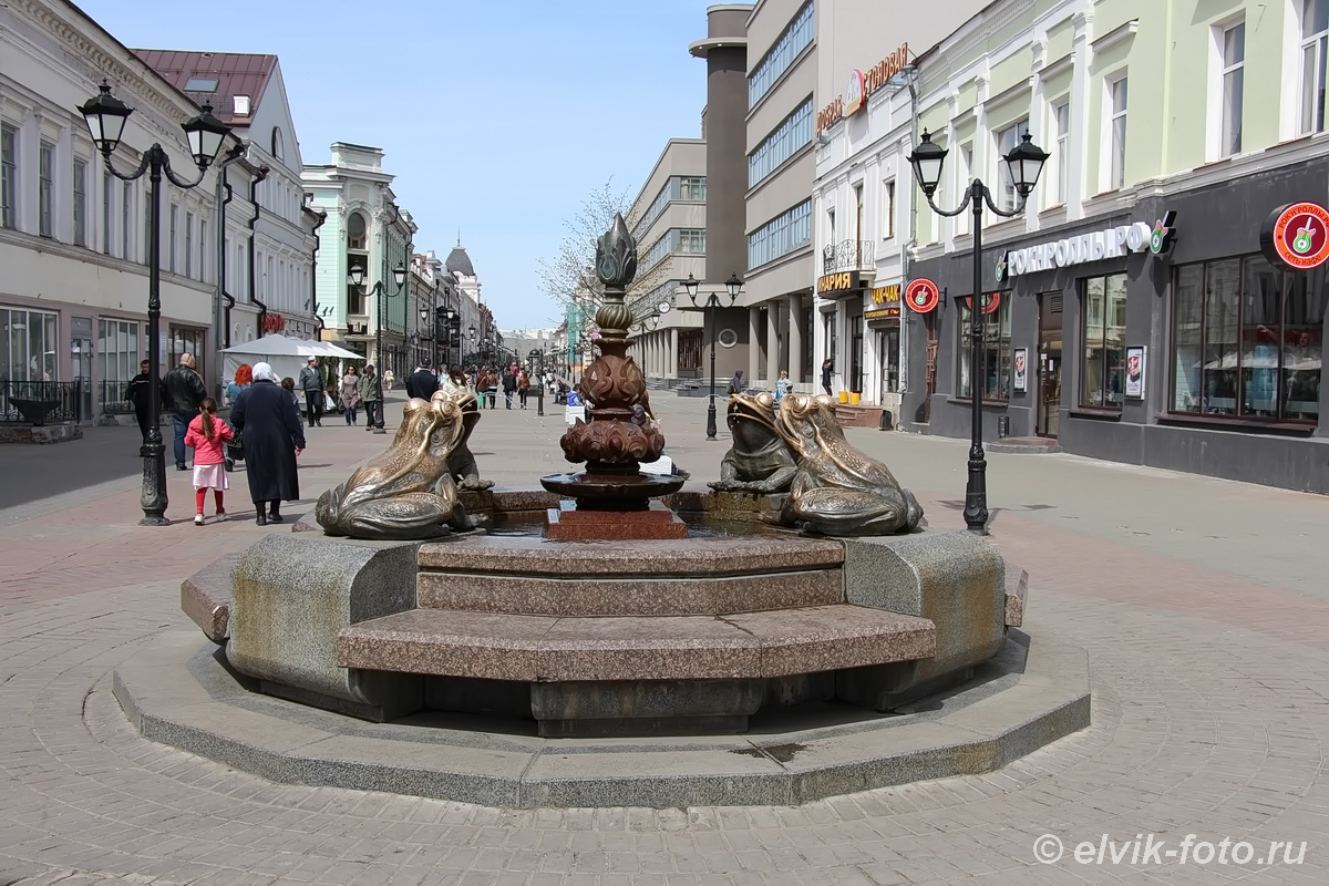 Казань – столица Татарстана