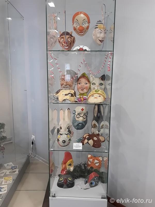 Музей ёлочной игрушки 11