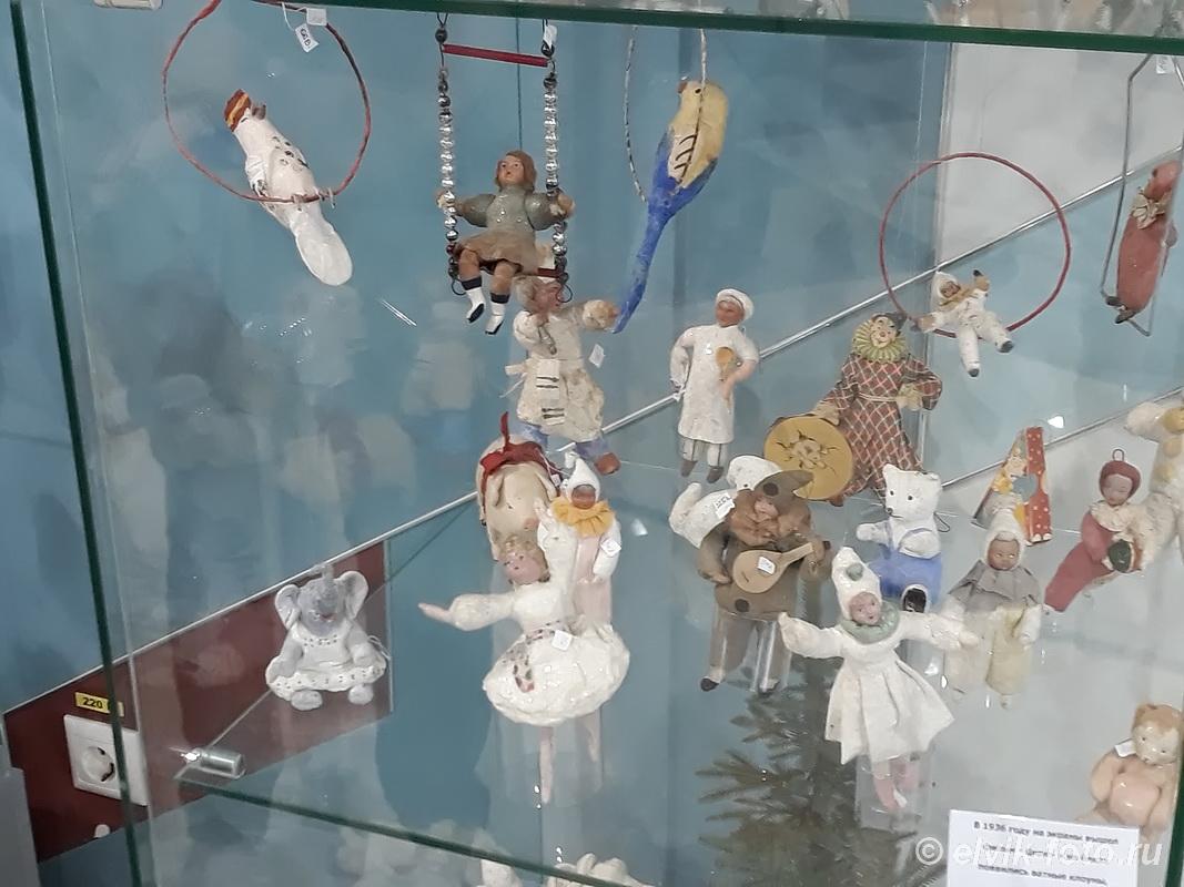 Музей ёлочной игрушки 13