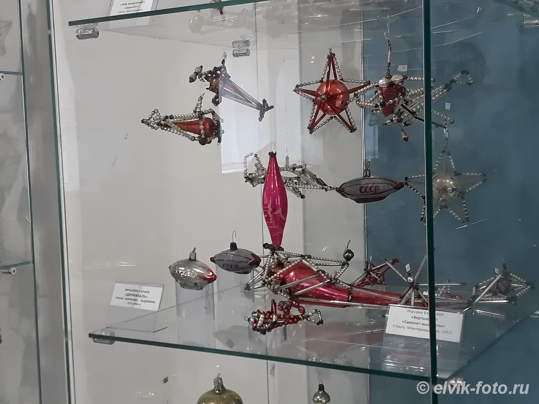 Музей ёлочной игрушки 14