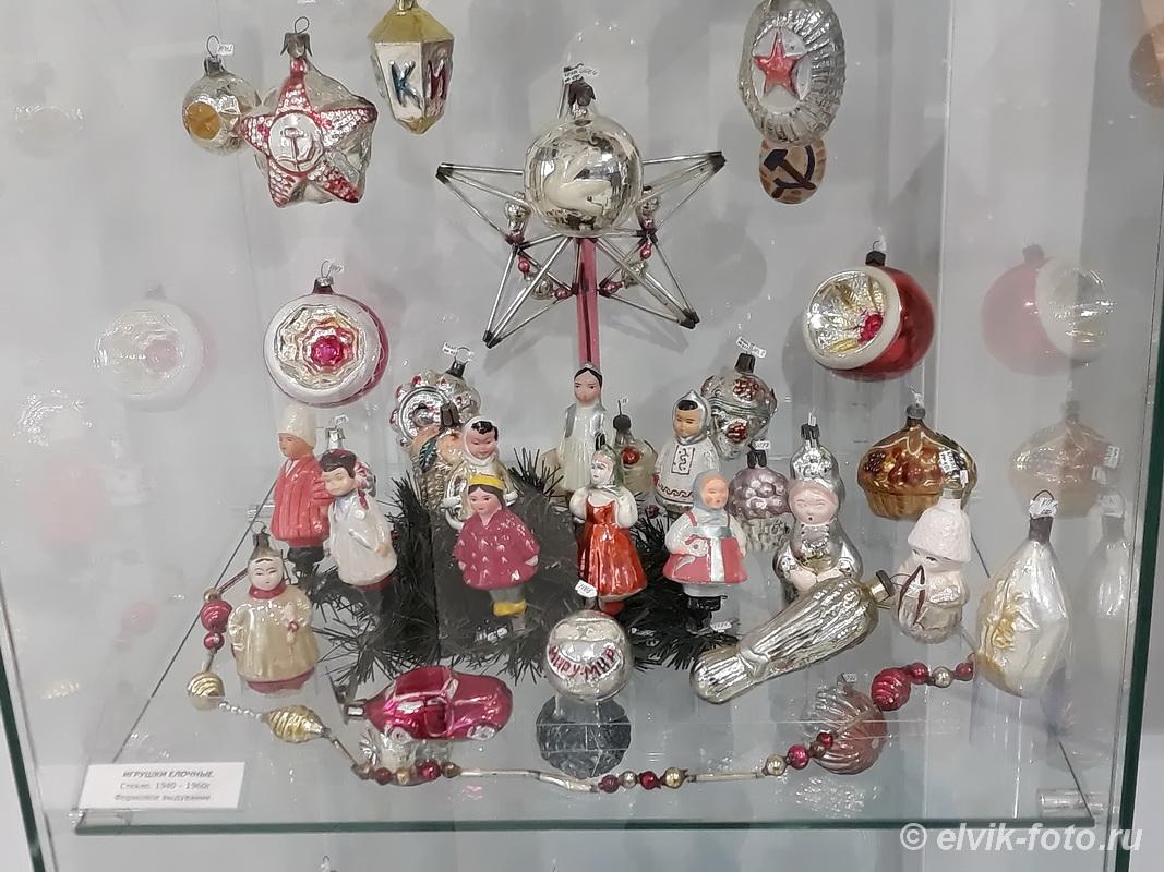 Музей ёлочной игрушки 17