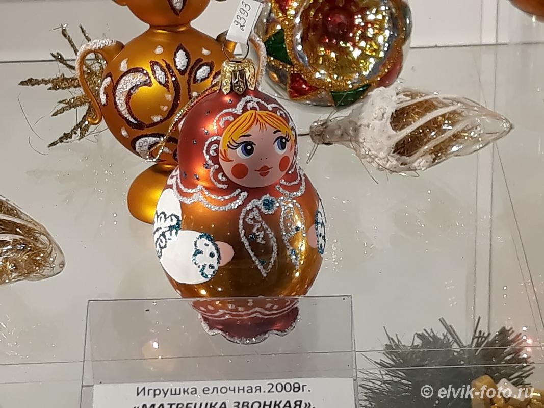 Музей ёлочной игрушки 34