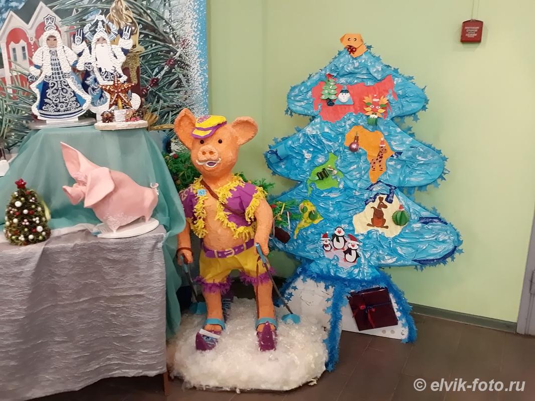 Музей ёлочной игрушки 53