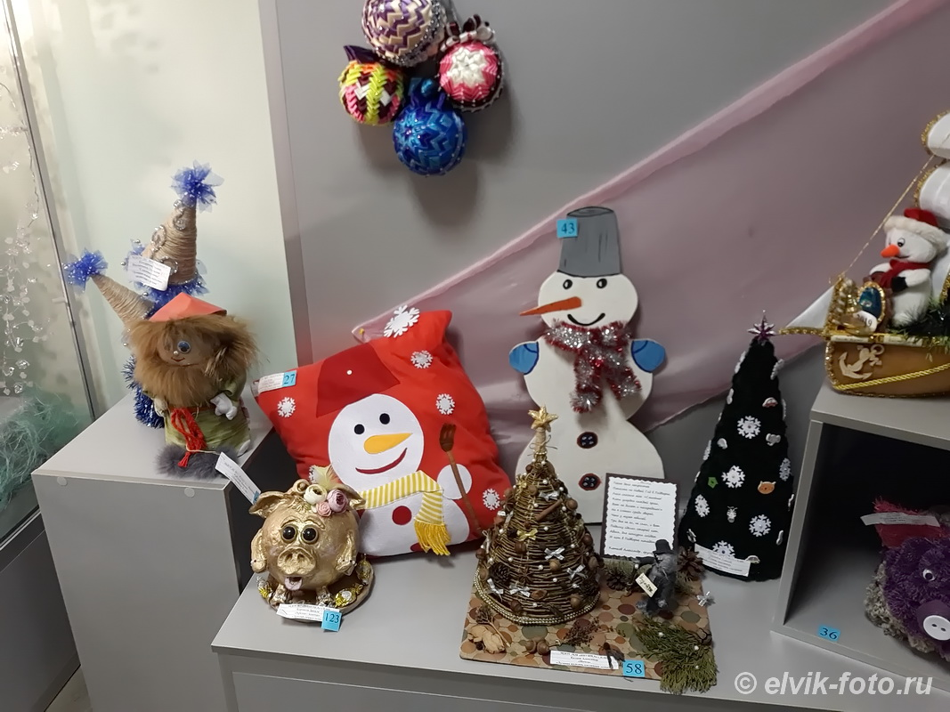 Музей ёлочной игрушки 57