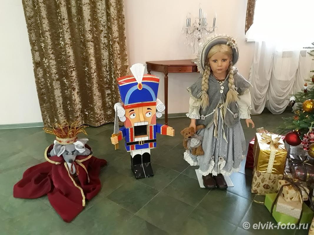 Музей ёлочной игрушки 7