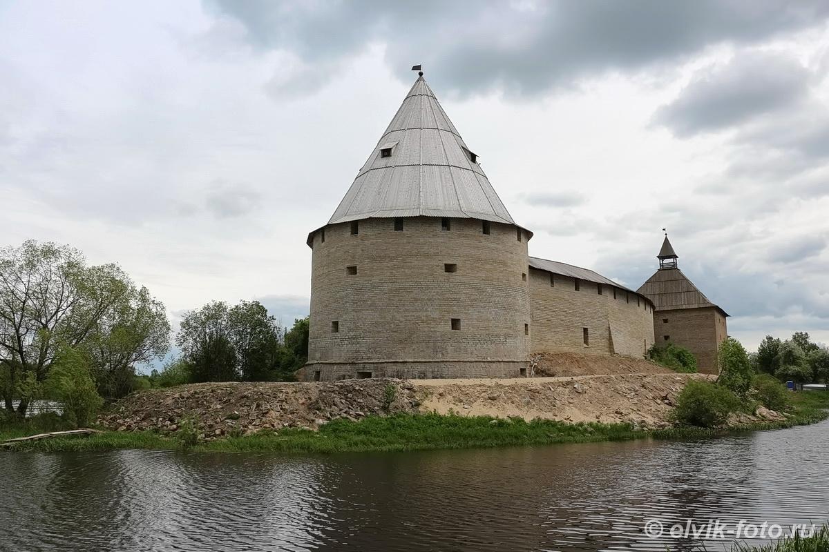 Крепость «Старая Ладога»