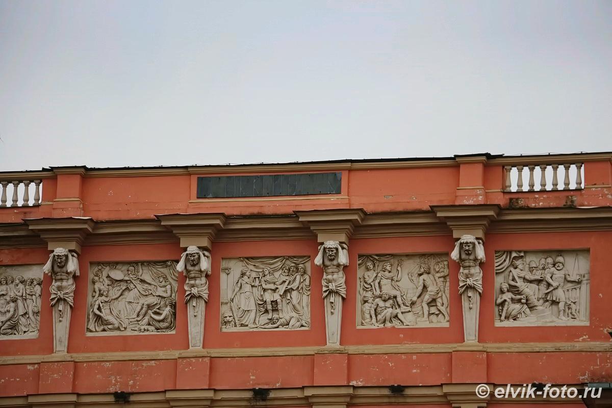 Михайловский замок 10