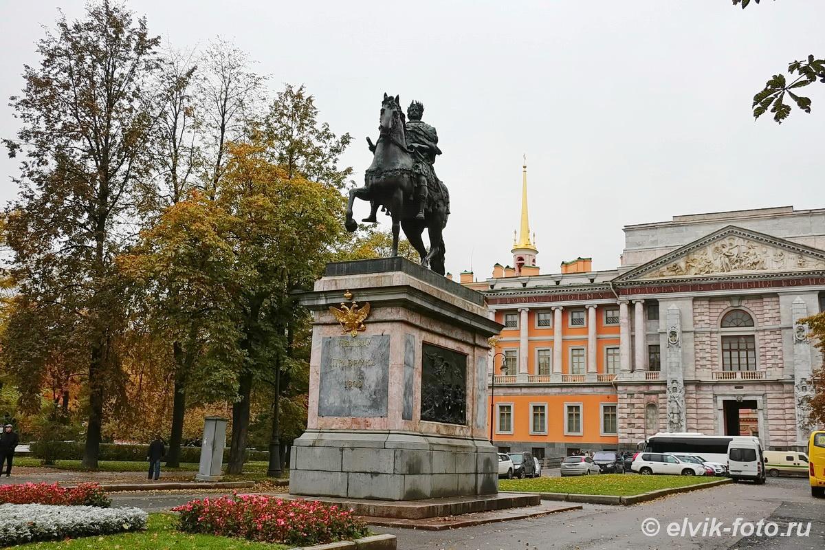 Михайловский замок 17