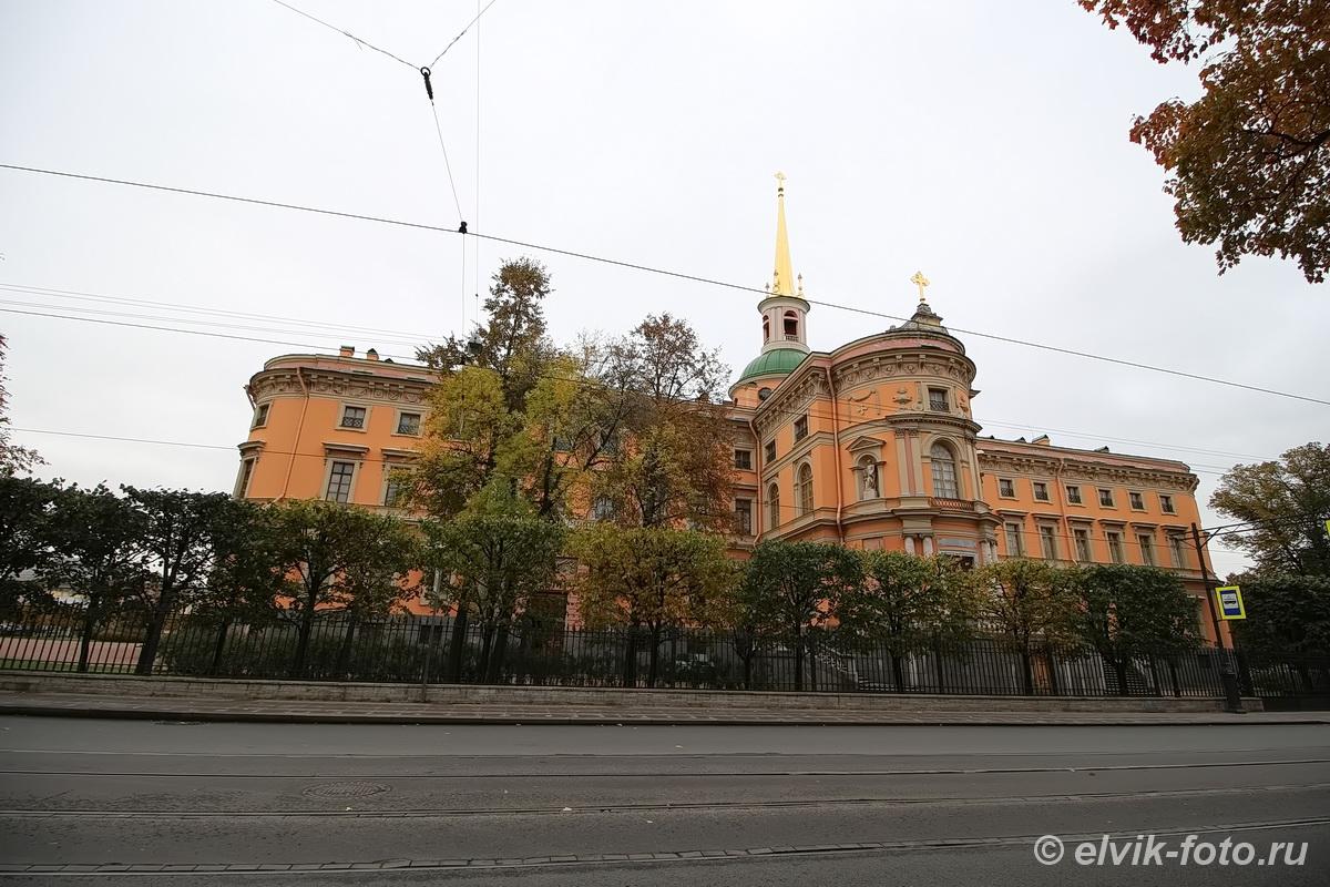 Михайловский замок 23