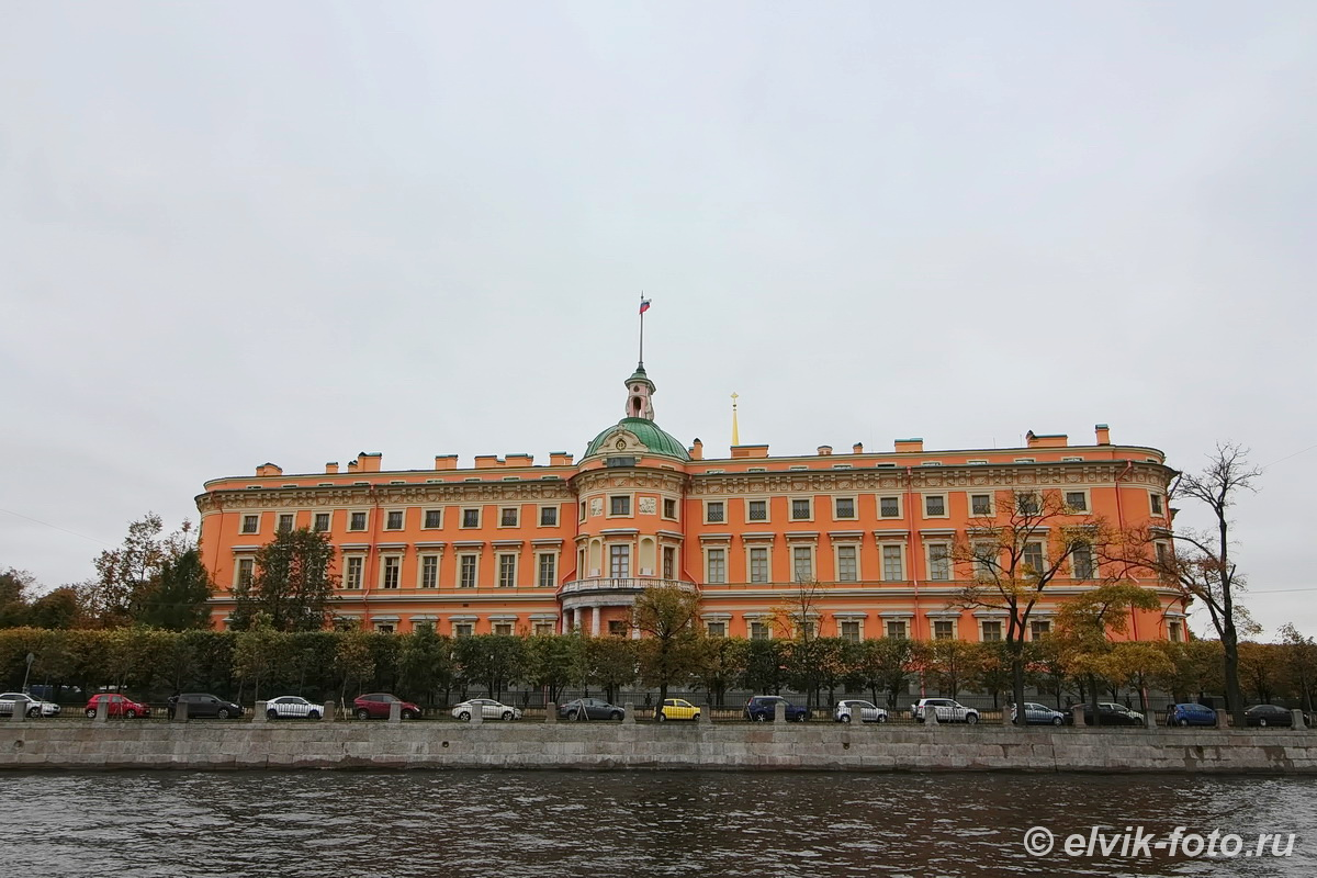 Михайловский замок 8