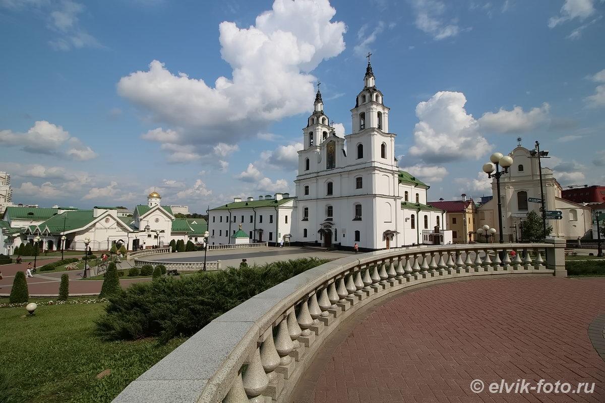 Минск – столица Беларуси