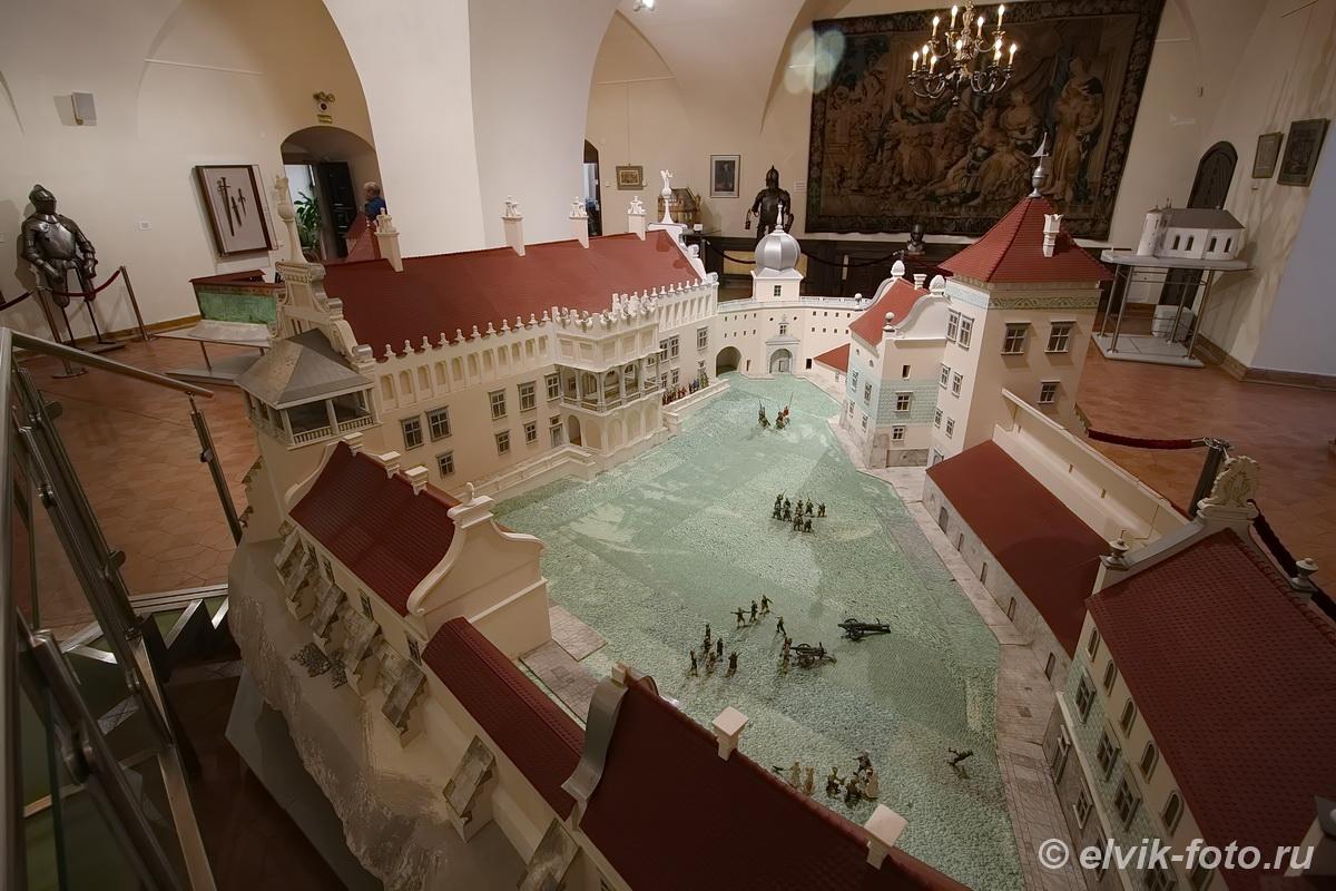 Мирский замок 10