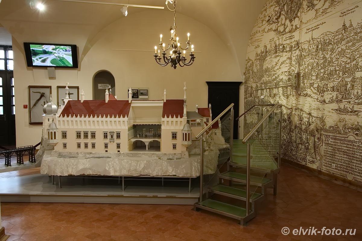 Мирский замок 9