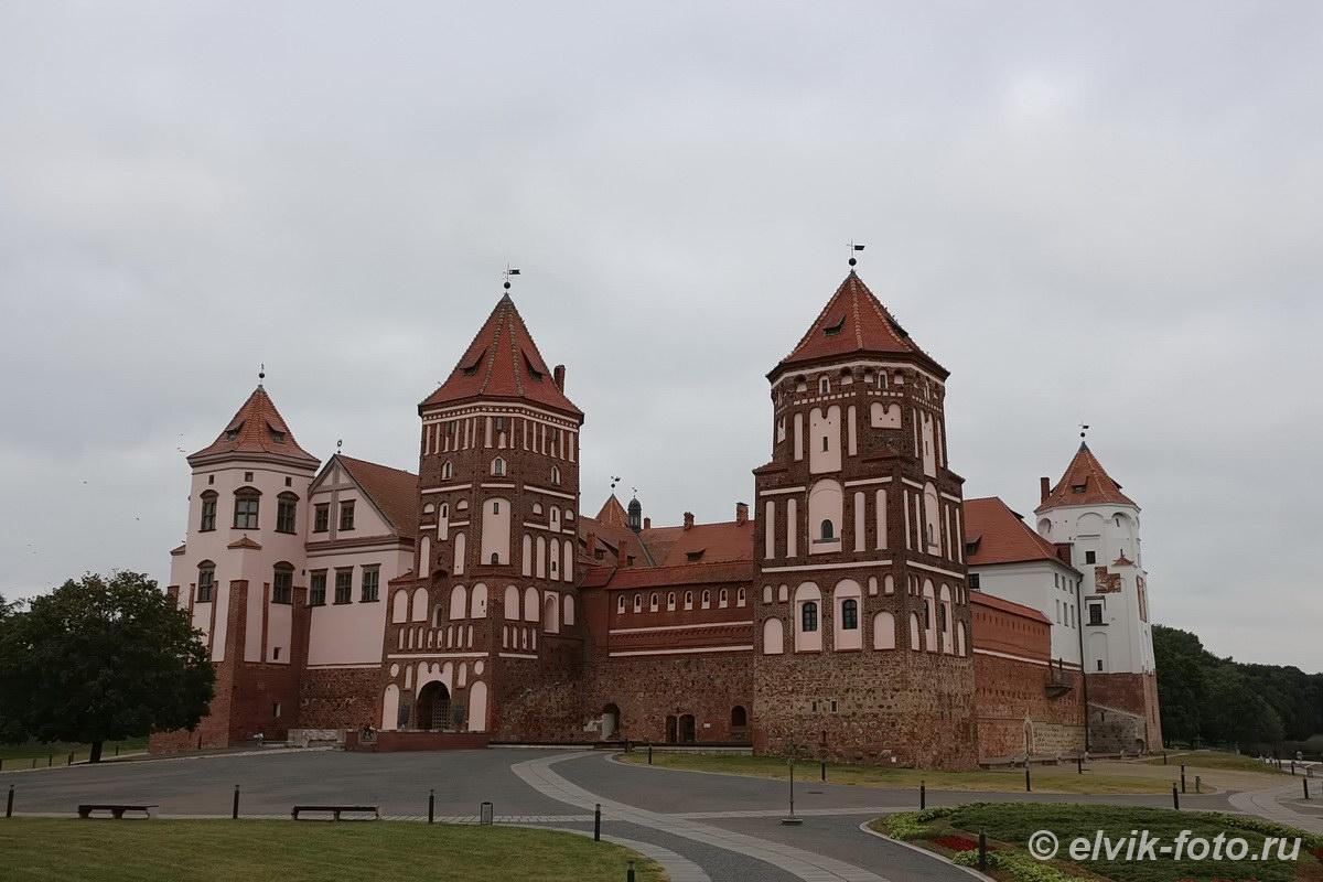 Мирский замок. Беларусь(Часть 1)