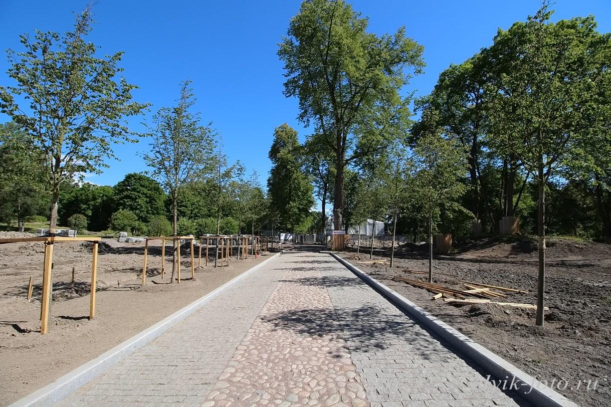 Парк Монрепо6