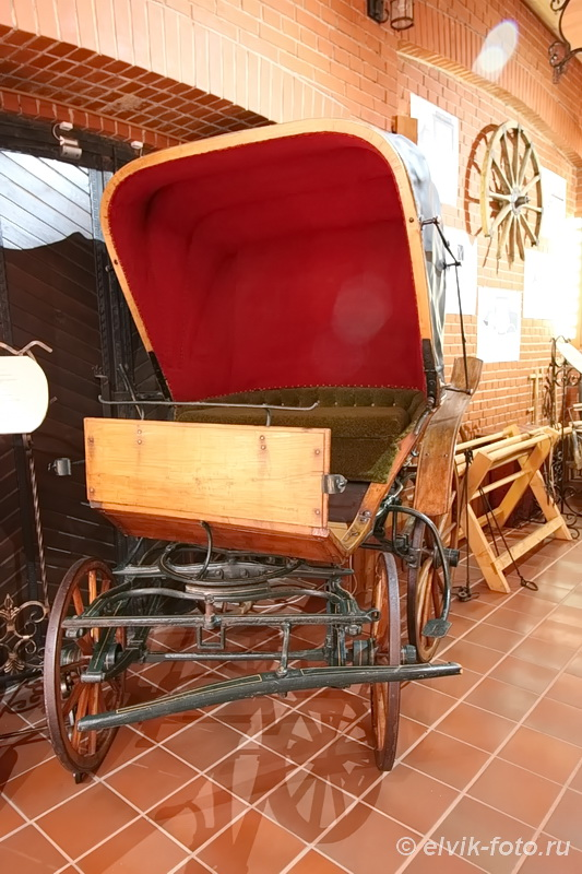 Музей карет 10
